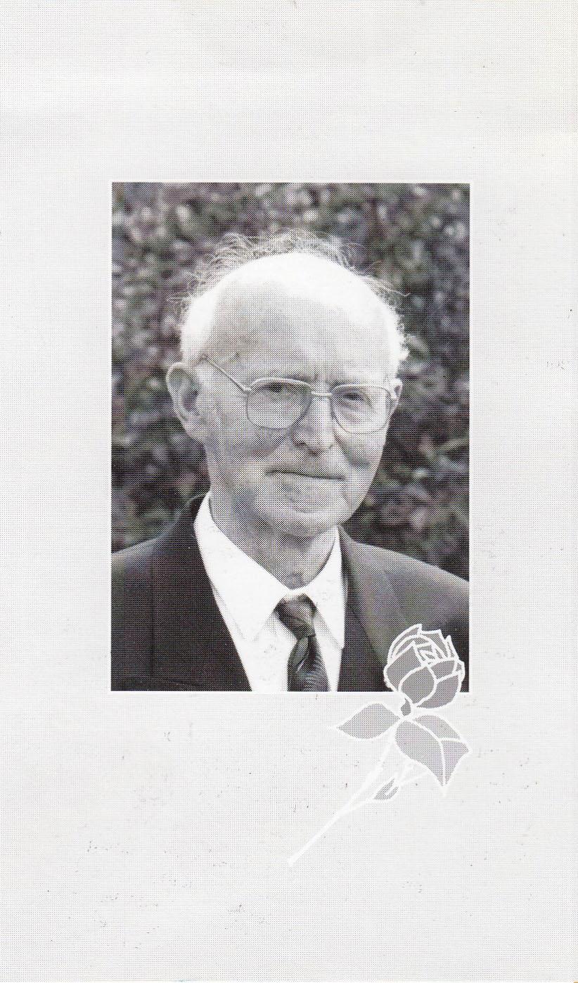 Bidprentje Arnold Albers