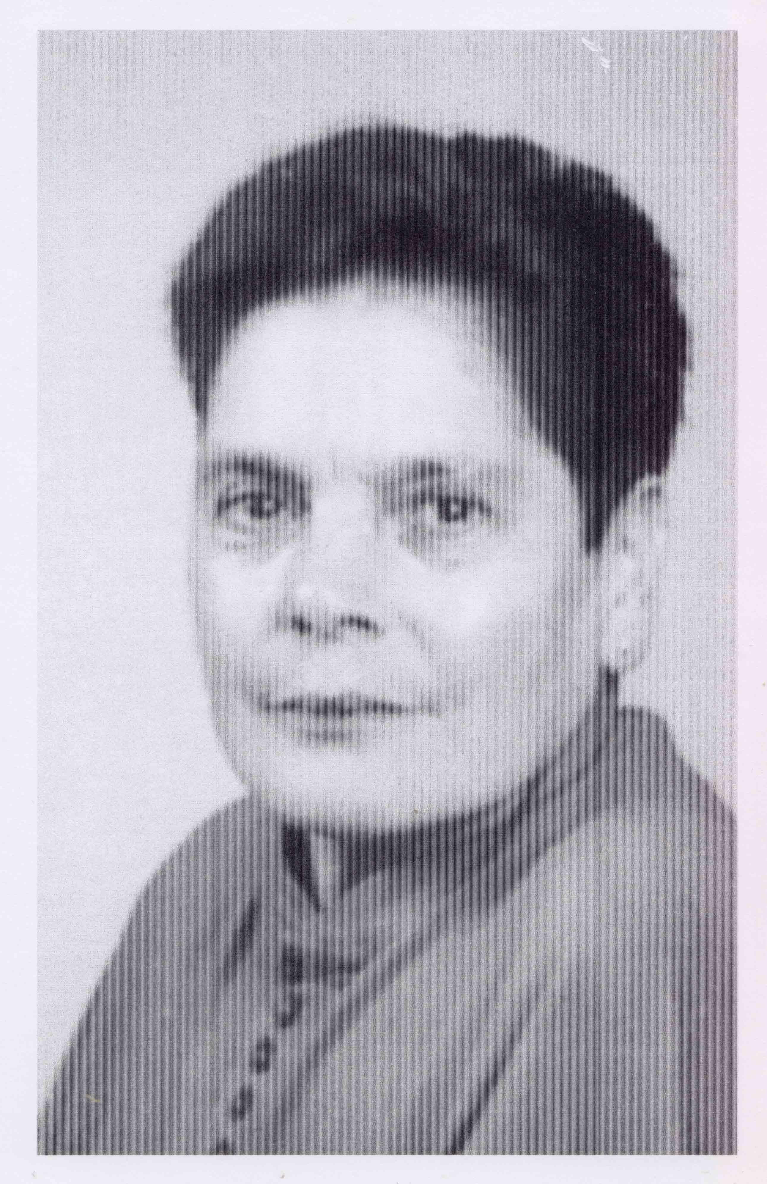 Bidprentje Gertruida Maria Arts