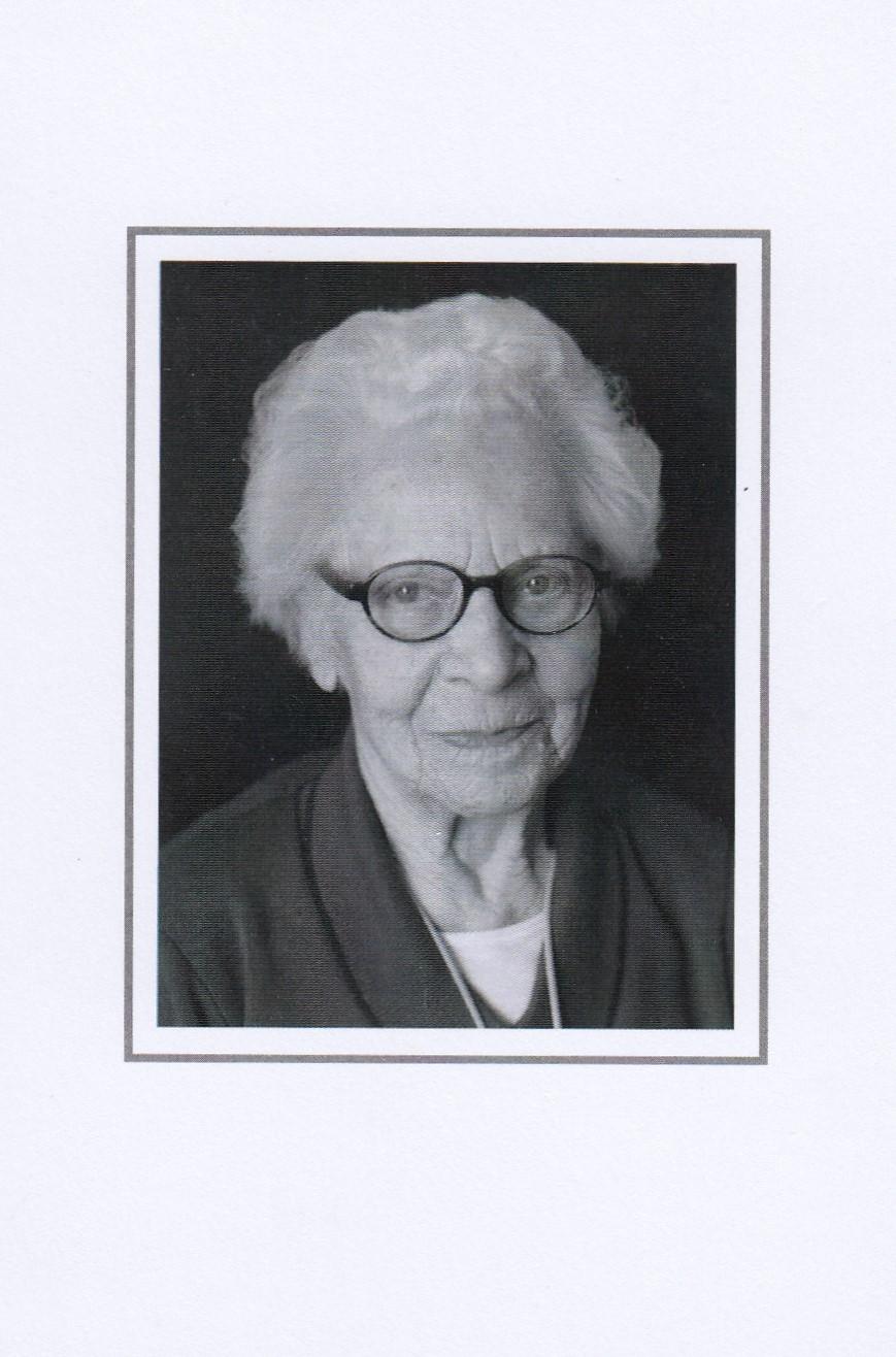 Bidprentje Maria Johanna Francisca Peeters